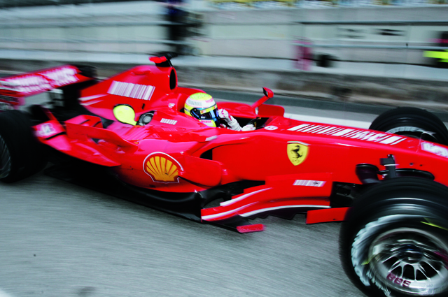 Felipe Massa, Ferrari, Barcelona F1 Test, 14/2/07
