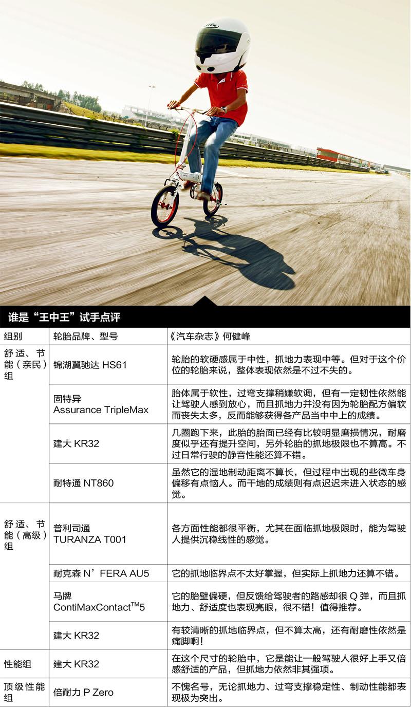 310 轮胎王中王