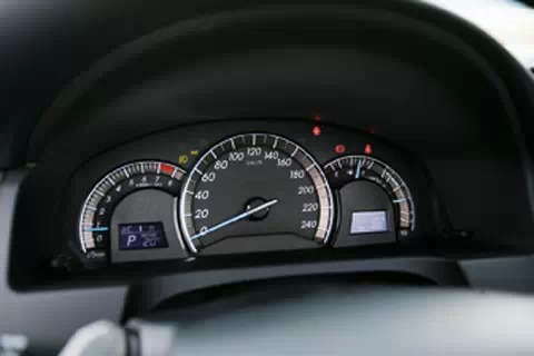 MY CAR 广汽丰田新凯美瑞2.0L 03