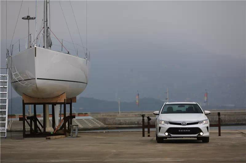 MY CAR 广汽丰田新凯美瑞2.0L 08