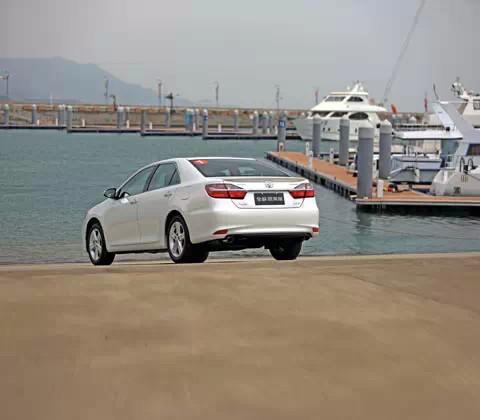 MY CAR 广汽丰田新凯美瑞2.0L 09