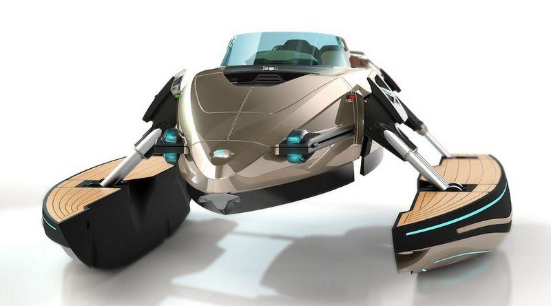 未来交通007
