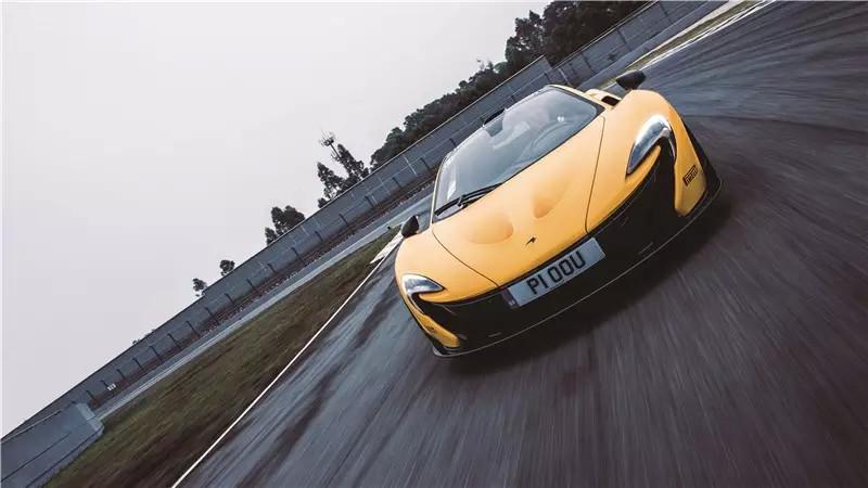 拜神 McLaren P1 001