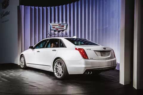 超强新手 Cadillac Touring 6 003