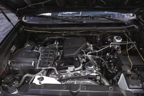 退而不求其次 一汽丰田 普拉多 2.7L 004