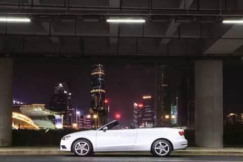 天空不再是外面的-Audi A3 Cabrio 001