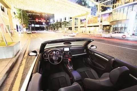 天空不再是外面的-Audi A3 Cabrio 002