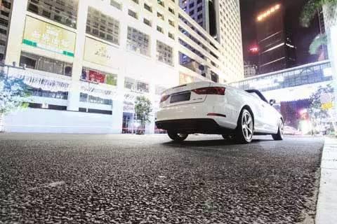 天空不再是外面的-Audi A3 Cabrio 004