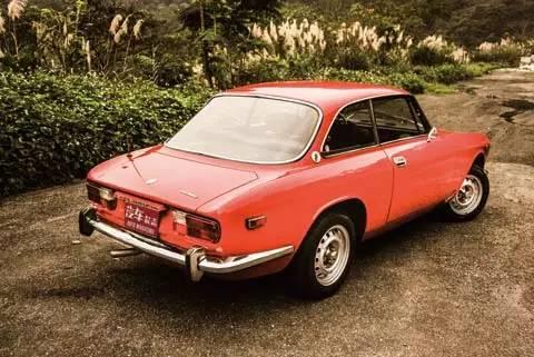 一车一世界 Alfa Romeo Giuli 007