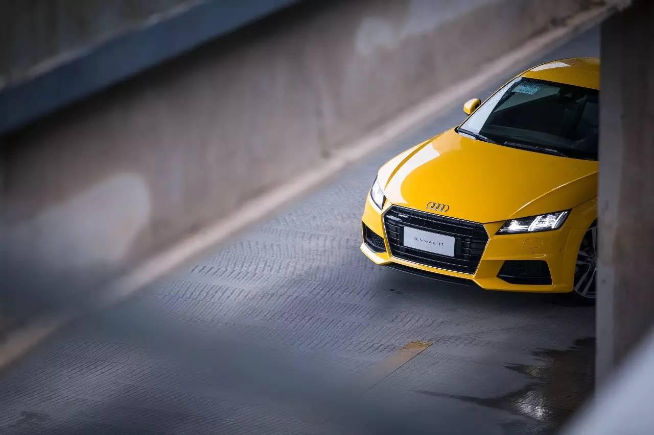 甩掉白富美 Audi TT 002