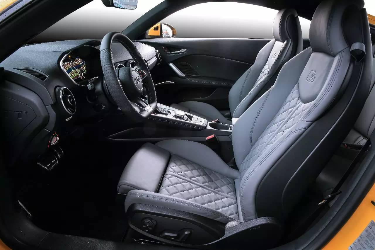 甩掉白富美 Audi TT 003