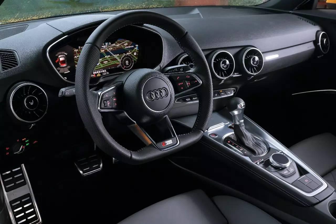 甩掉白富美 Audi TT 004
