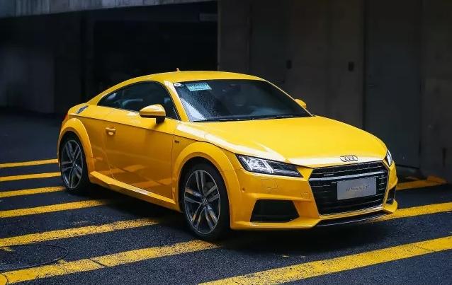 甩掉白富美 Audi TT 001