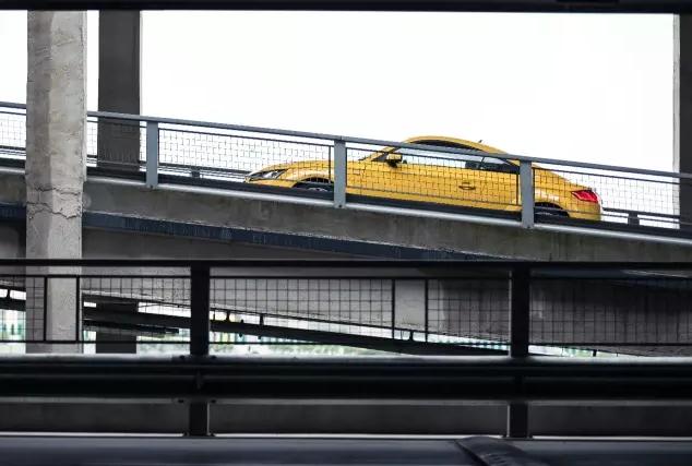 甩掉白富美 Audi TT 006