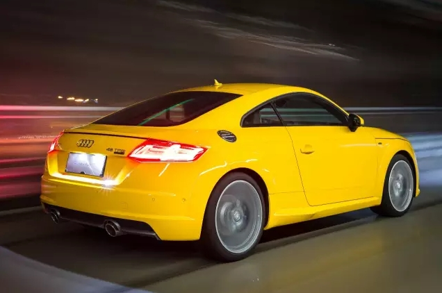 甩掉白富美 Audi TT 007
