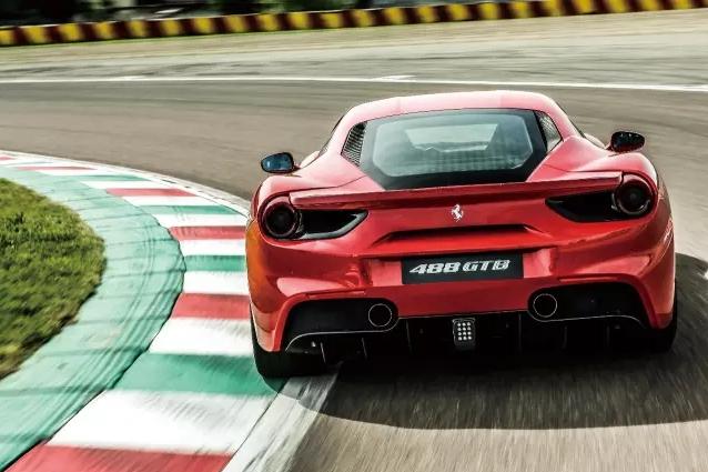 史上最强神马  Ferrari 488 GTB 002