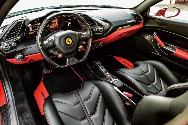 史上最强神马  Ferrari 488 GTB 003