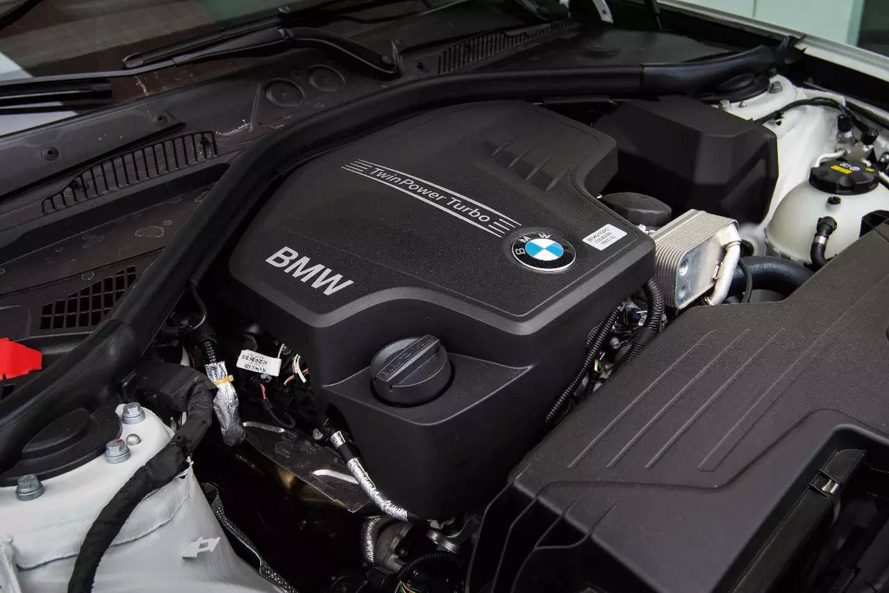 也许是最后一款后驱1系 BMW 125i 003