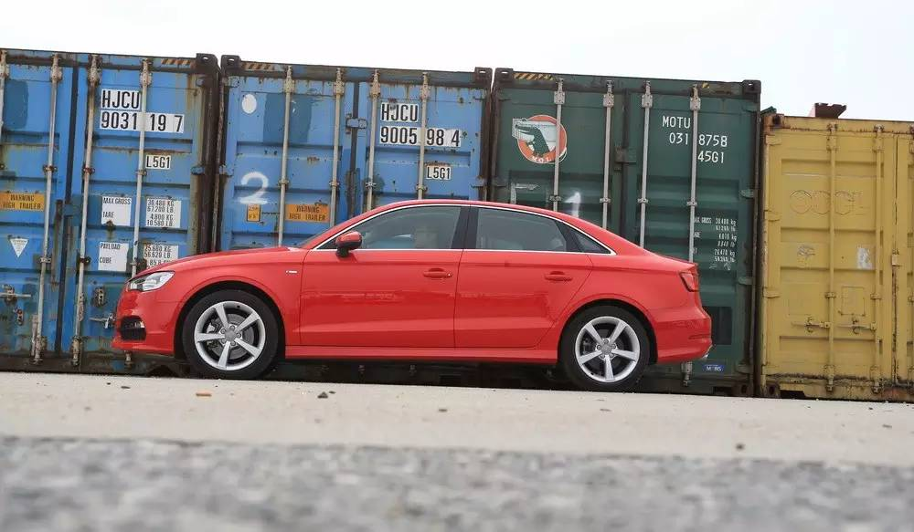 Audi A3 Limousine 45T 001