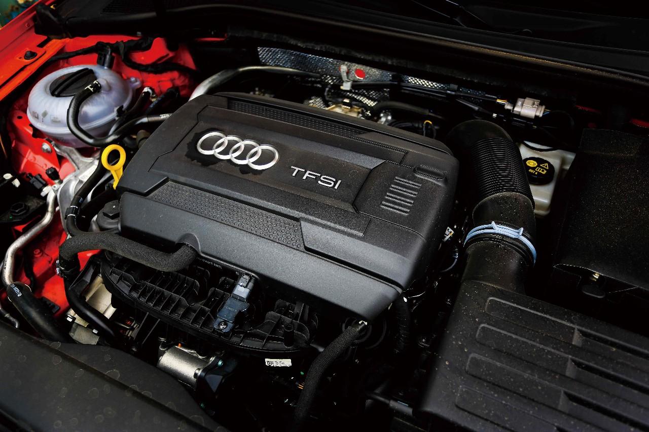Audi A3 Limousine 45T 004