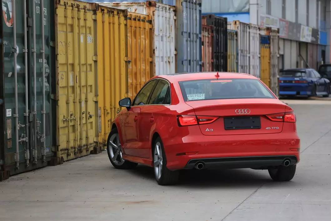 Audi A3 Limousine 45T 005