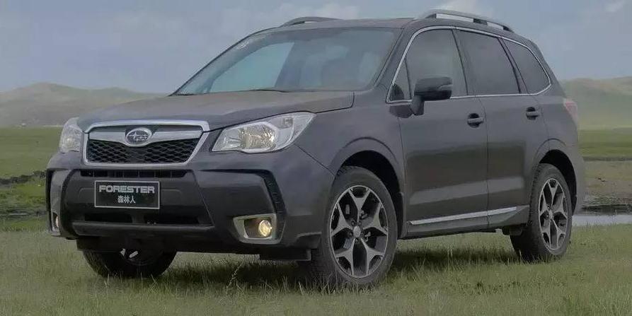 Subaru Forester 2.5i 000