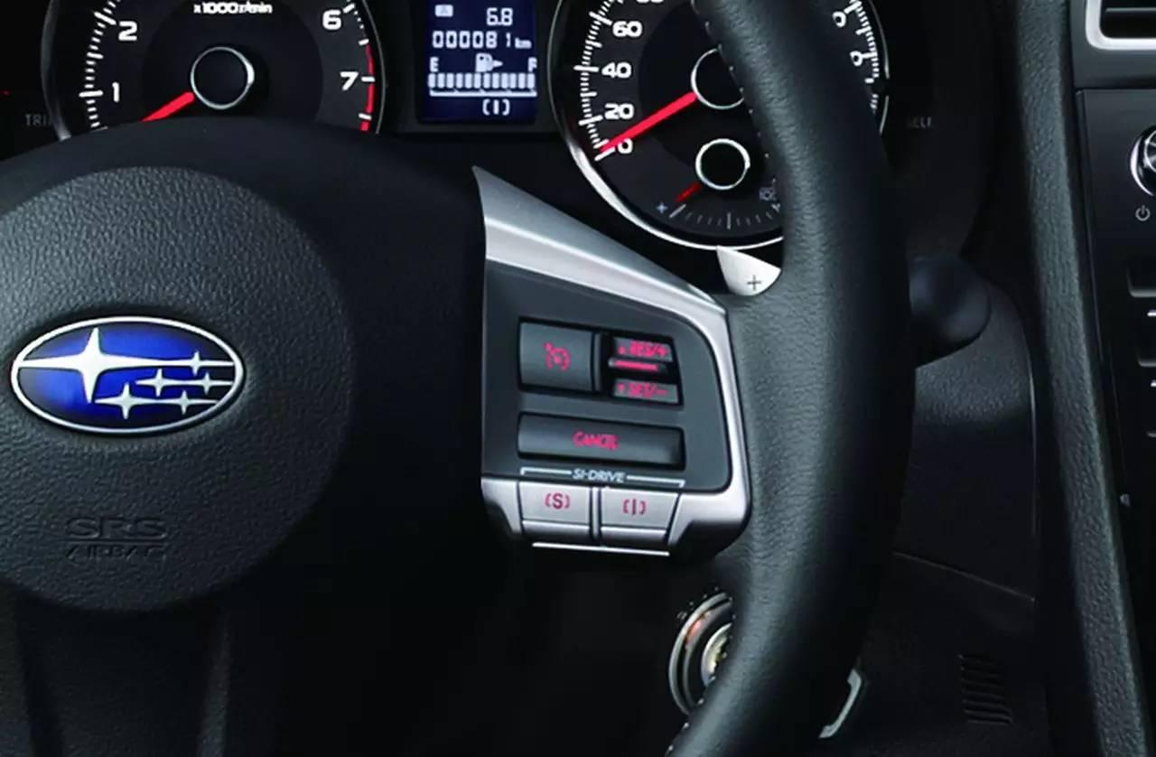 Subaru Forester 2.5i 006