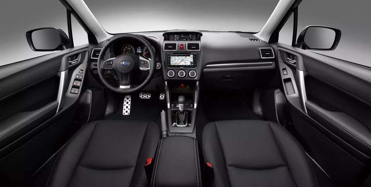 Subaru Forester 2.5i 007
