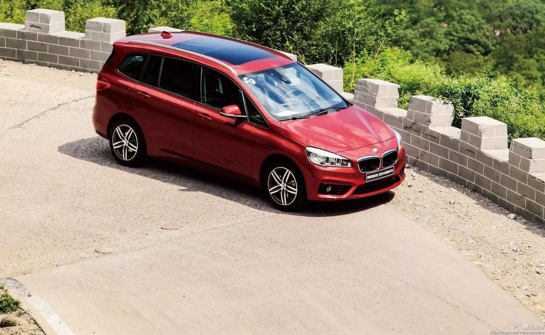 BMW 2系多功能旅行车 000
