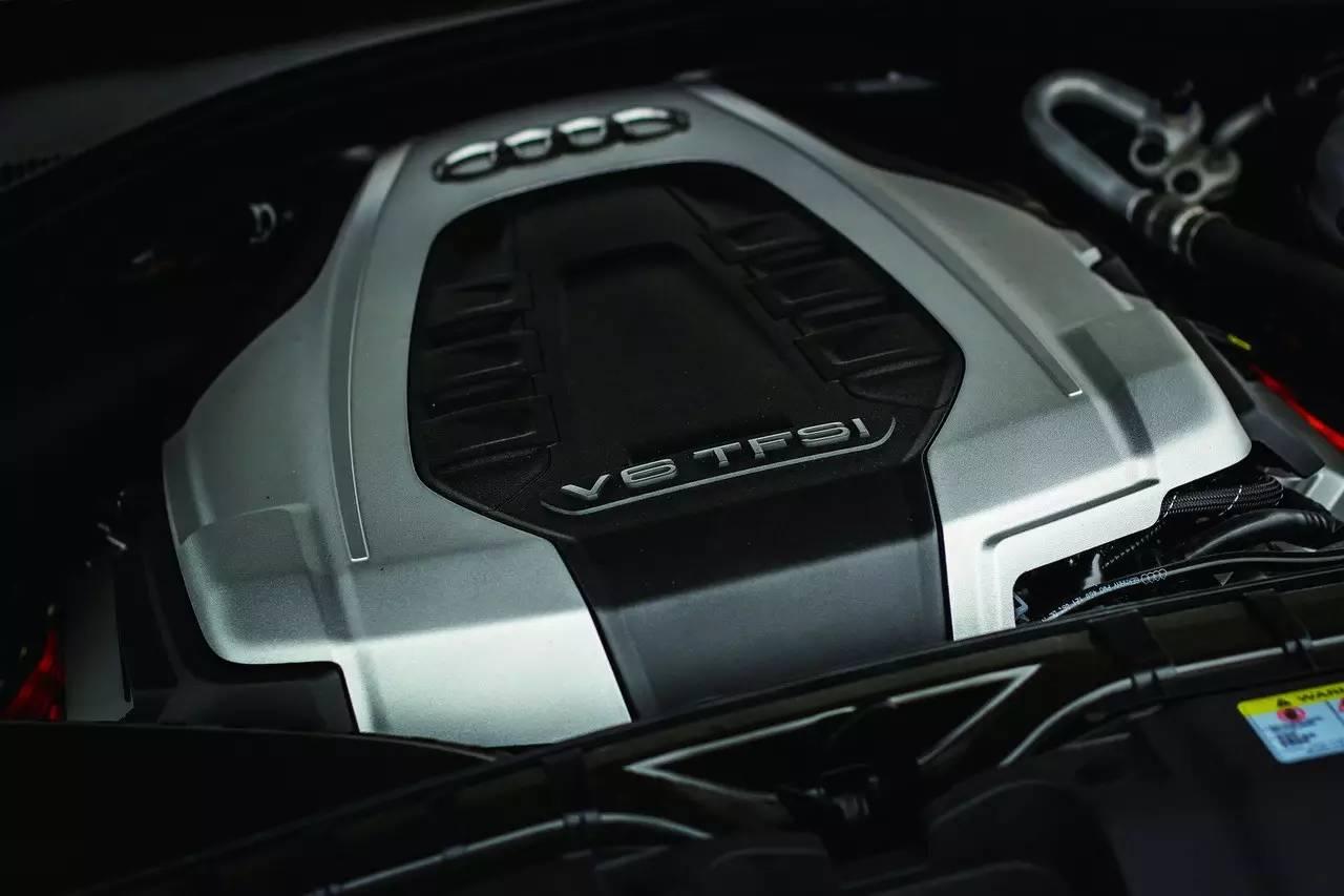 五育兼优,你懂吗? Audi A6 all 004