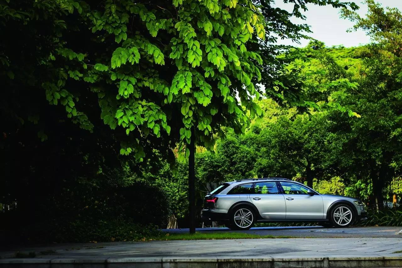 五育兼优,你懂吗? Audi A6 all 006
