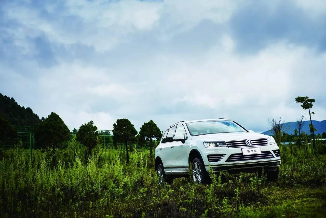 Volkswagen 2016款 Toua 001