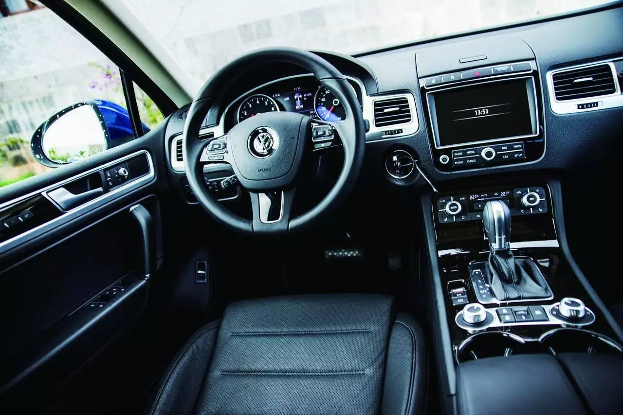 Volkswagen 2016款 Toua 002