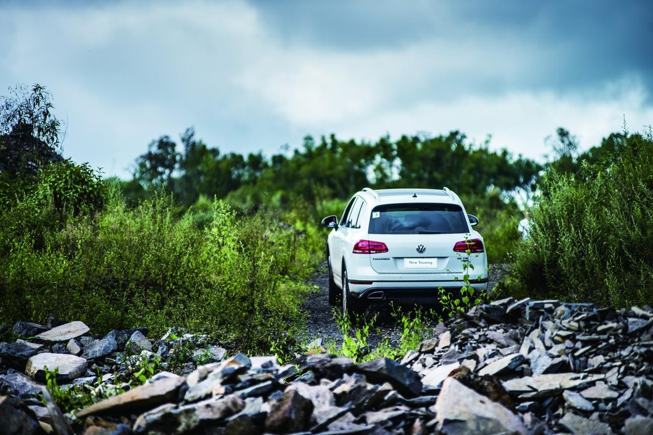 Volkswagen 2016款 Toua 005