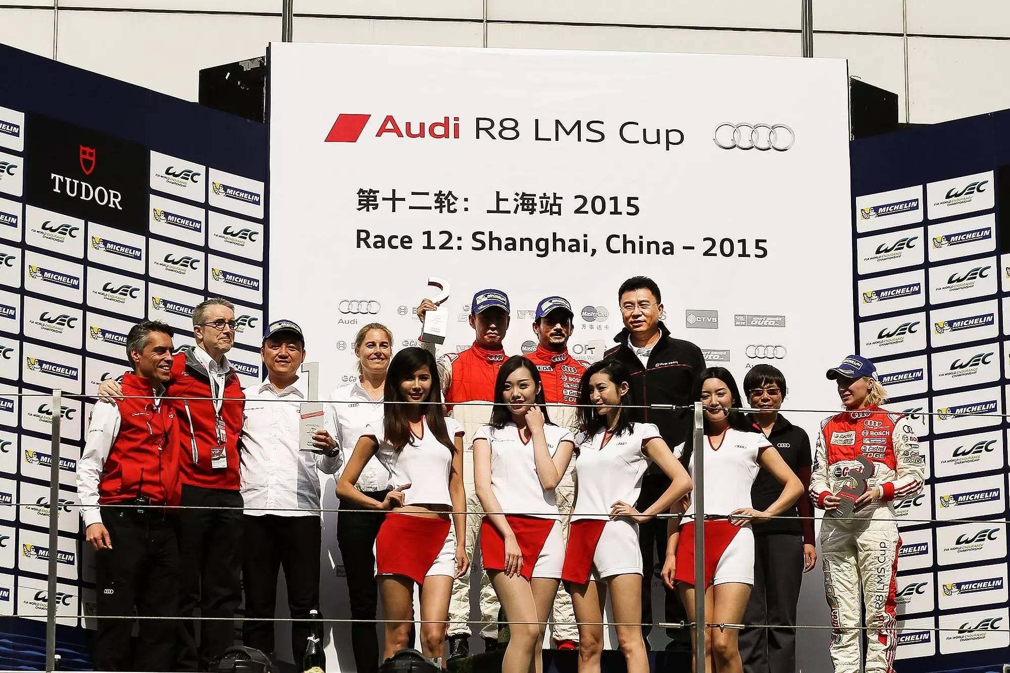 奥迪荣光(上篇)R8 LMS Cup 008
