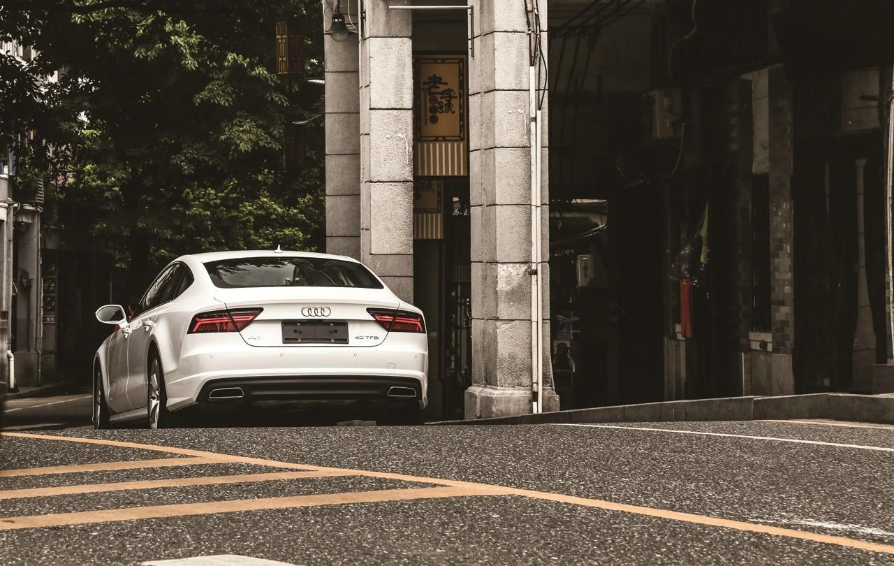 Audi A7 40TFSI 001