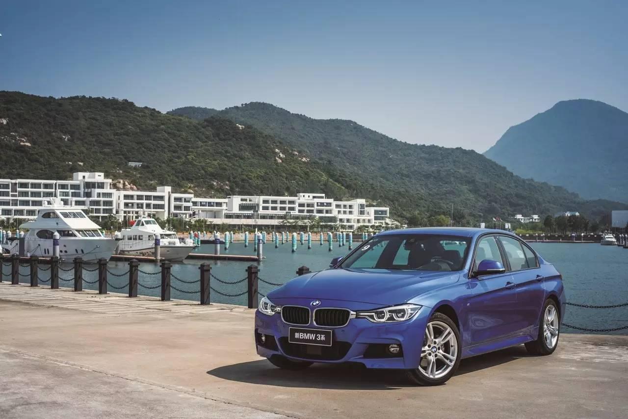 最佳假想敌 2016款 BMW 328i 001