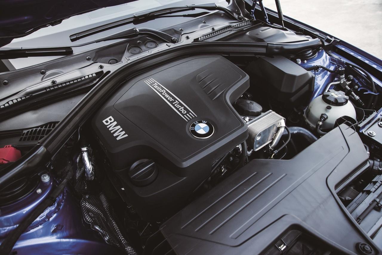 最佳假想敌 2016款 BMW 328i 003