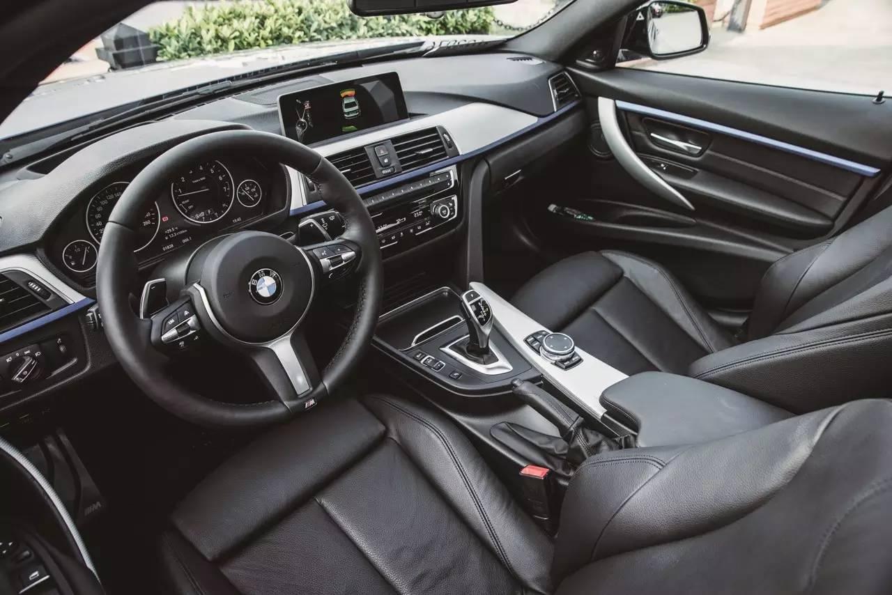 最佳假想敌 2016款 BMW 328i 006