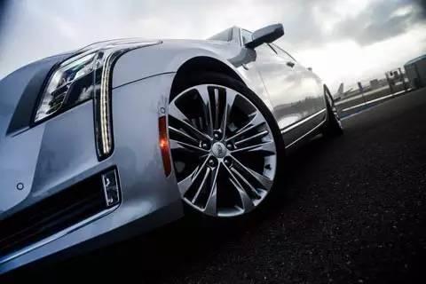 重拾开拓精神 Cadillac CT6 002
